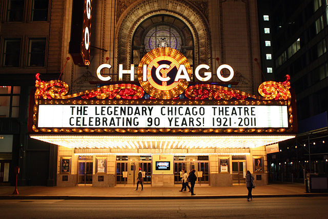 Live in the Heart of Chicago's Theatre District