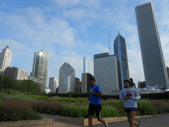 Running Tour Chicago