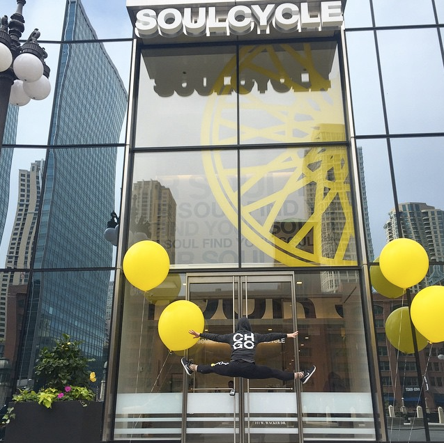SoulCycle is in OneEleven Building