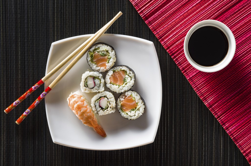 Try Some of the Best Sushi in River North | OneEleven Chicago