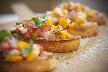 best appetizers around chicago salsa bruschetta