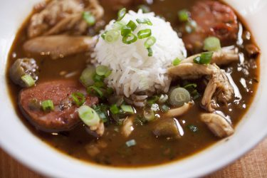 gumbo in Chicago